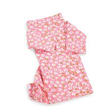 ComfortMe Travel Blanket, Pink Flower - 1
