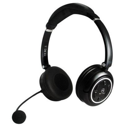 Andrea Electronics Corporation Wireless Computer Headset with Noise-Canceling Microphone (WNC-1500) Andrea Electronics Corporation Computers autotags B00AMKK7H4
