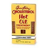 Queen Helene Cholesterol Hot Oil Treatment, 3, ct