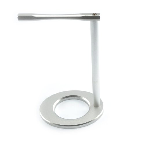 Simple Aluminum Headphones Stand/Hanger - Silver