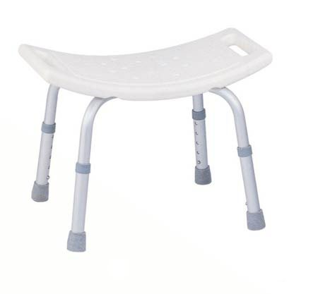Drive Medical Deluxe Aluminum Bath Bench without Back, Grey ...