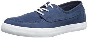 Converse Unisex-Adult Sea Star LS OX Boat Shoes 129715 Dress Blue/White 7 UK