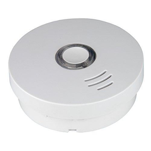 Unitec Rauchwarnmelder,weiß,Lithium VDS 3131, 46783