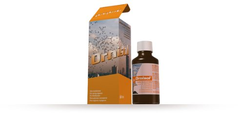 Belgica De Weerd Ornisol 100 Ml. If Lack Of Condition. For Pigeons, Birds & Poultry