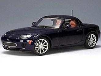 Mazda MX5 (2006) Diecast Model Car