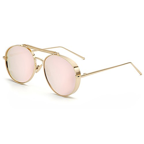 Special Design Aviator Polarized Sunglasses Women Brand Designer UV400 Shades Golden Eyewear Female Metal Frame Pilot Sun Glasses for Men New Oculos