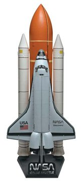 revell discovery space shuttle with boosters - photo #7
