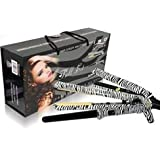 Straightening Flat Iron Full Set with Mini Straightener Limited Edition - Zebra