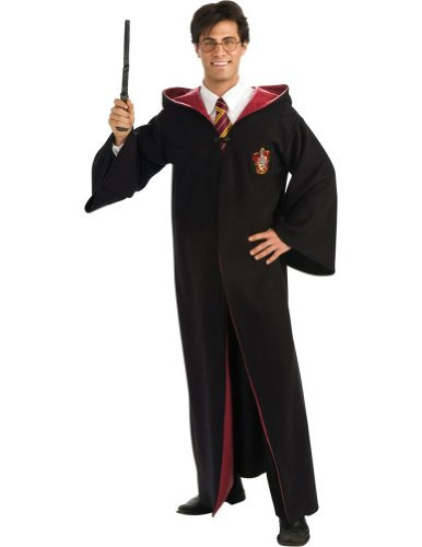 Harry Potter Deluxe Adult Costume Std Adult Mens Costume