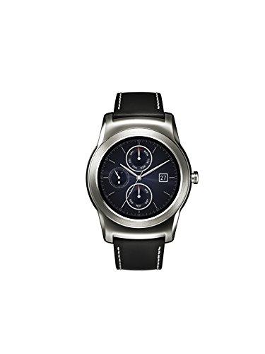 LG  Watch Urbane Wearable Smart Watch (Silver)