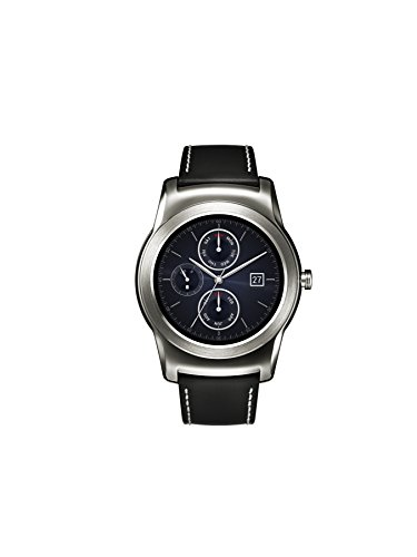 LG Watch Urbane Wearable Smart Watch - Silver