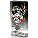 New Ed Hardy Born Wild Men Mens Eau De Toilette 50ml Male Fragrance Spray