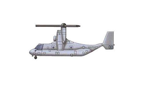 Trumpeter MV-22 Osprey Model Kit