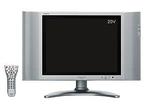 SHARP AQUOS 20インチ液晶ディスプレイTV (LC-20B3-S) S