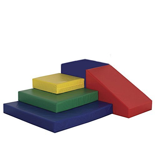 ECR4Kids-SoftZone-Corner-Climb-and-Slide-5-Piece