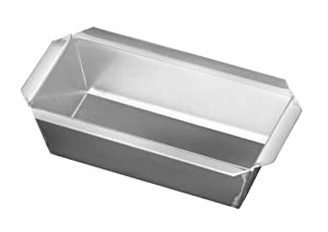 Parrish Magic Line 7.5 Inch x 3.5 Inch Medium Loaf Pan