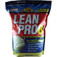 Labrada Lean Pro8 Vanilla 5 Lbs Gusset Bag
