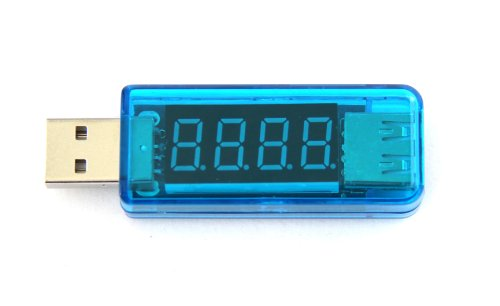 AboveTEK® USB Voltage Current Multimeter