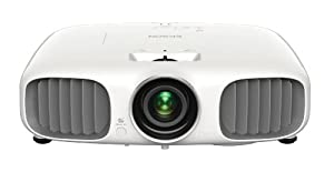 Epson V11H502020 PowerLite Home Cinema 3020e 2D and 3D 1080p Wireless Home Theater Projector