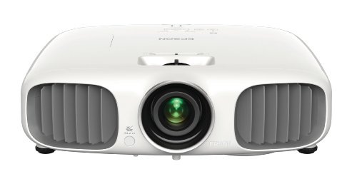 Epson Powerlite Home Cinema 3020E 2D And 3D 1080P Wireless Home Theater Projector front-34311