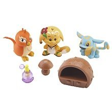 Buy Low Price Jakks Pacific NeoPets 2″ Vinyl Figures and Accessories 3-Pack Series No.2- Kacheek, Pteri, Bluga (B001CO20CO)