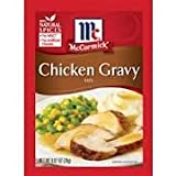 #3: McCormick's Chicken Gravy Mix 24g (pack of 1)