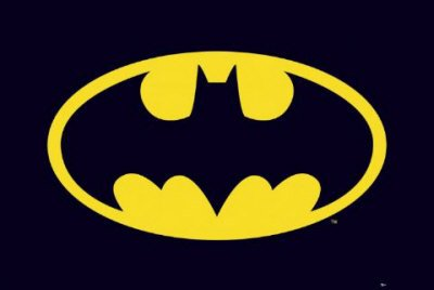 Empire 105271 - Poster, motivo: logo di Batman, 91,5x61 cm