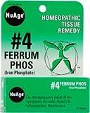 FERRUM PHOSPHATE (Iron Phosphate) (#4) 125 Tablets