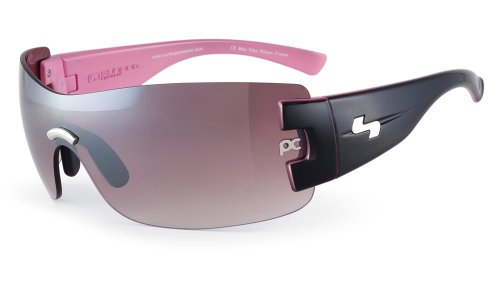 Pink Frame Sundog Allure-Paula Creamer Sunglasses