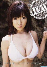 堀井美月 2007年 カレンダー