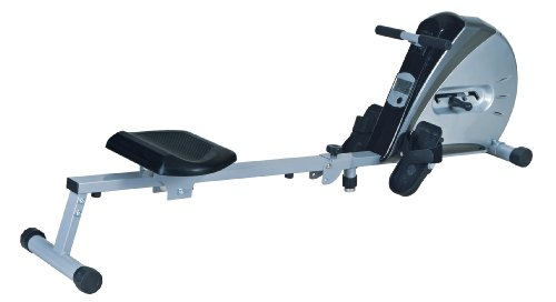 BENTLEY FITNESS FOLDABLE PULLEY ROWER ROWING MACHINE