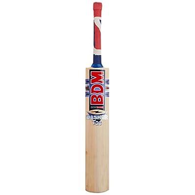 BDM Dasher English Willow Cricket Bat, Short Handle