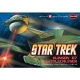 1/1000 Star Trek Klingon D7 Battlecruiser