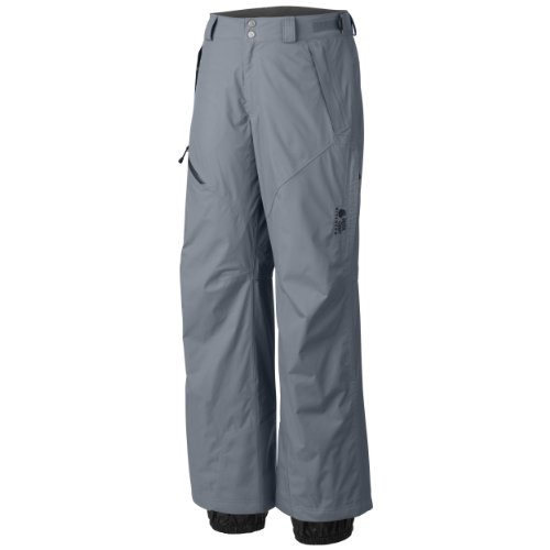 Mountain Hardwear Returnia Pants, Tradewinds Grey, Small