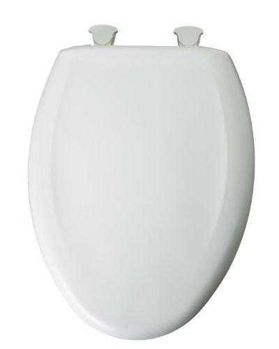 Bemis Mfg M1955C 000 Commercial Plastic Elongated Toilet