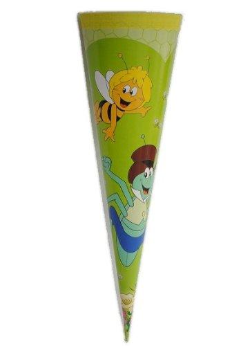 Biene Maja Schultüte 22 cm Zuckertüte Tüllverschluß Mädchen Junge Flip Willi