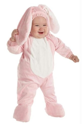Costumes For All Occasions UR26053TM Bunny Pink Toddler 18-24