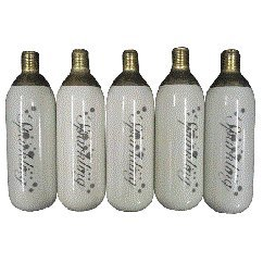 reju.pou 炭酸ミニガスカートリッジ 5本セット