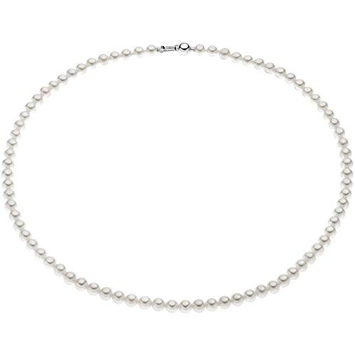 collana donna gioielli Comete Perla elegante cod. FWQ 156 B
