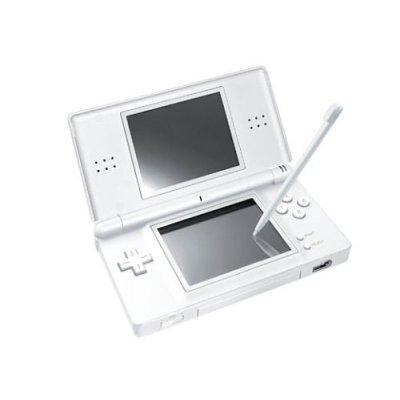 Console Nintendo DS Lite – blanc