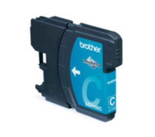 BROTHER LC1100C - Cyan- Cartouche d'impression
