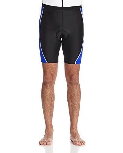 Izas Culotte Ciclismo Pissis Negro / Azul