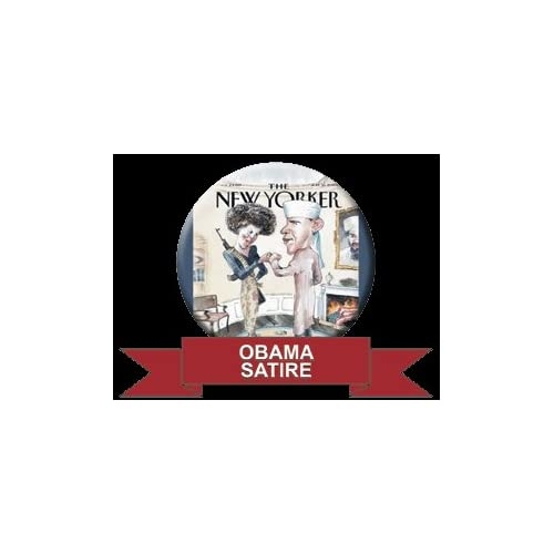 Campaign Pin Back Pinback Political Badge The New Yorker Barack