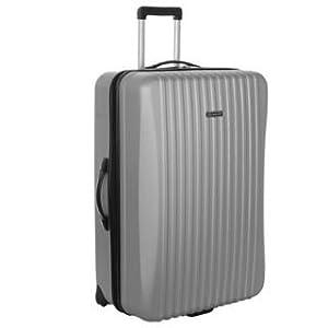 Dunlop Hard Suitcase Silver