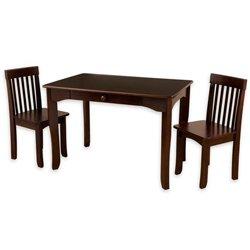 Avalon Table - Color: Espresso front-704133