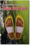 10 Takara Detox Foot Patches - Japanese Detoxification Foot Pads Detoxify the Body While You Sleep. More Restful Sleep, Reduce Fatigue, Remove Toxins.