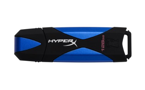 Kingston DataTraveler HyperX 3.0 Memoria USB gaming portatile 128GB