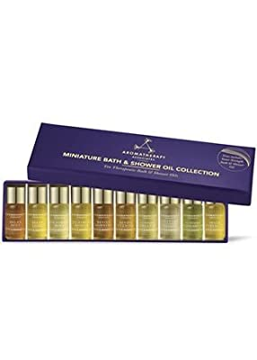 Aromatherapy Associates - Miniature Bath & Shower Oil Collection 10 x 3ml