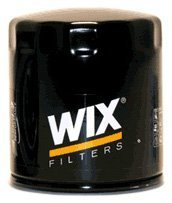Wix 51372 Spin-On Oil Filter, Pack of 1