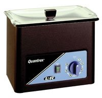 610 Part# 610 - Cleaner Ultrasonic Quantrex Q140 3.2L With Timer/Heater Black Ea By L&R Mfg Co